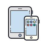 الهواتف الذكية والأجهزة اللوحية