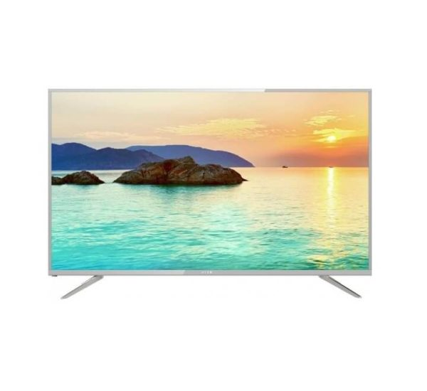 تلفزيون ليد ذكي مقاس 75 بوصة بدقة 4 كيه الترا اتش دي وتقنية اتش دي ار من ايه ار ار كيو دبليو طراز RO-75LPS